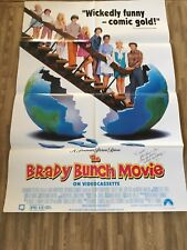 "'THE BRADY BUNCH MOVIE"" SIGNED BY FLORENCE HENDERSON (DIED 2016)"