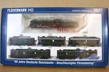 FLEISCHMANN 4897 K numérique Dr 2-8-2 loco BR 39 105 EDITION LIMITÉE 80 Jahre NL