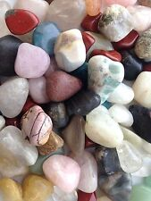 2lbs Brazilian Tumbled 100% Natural Stones Assorted Mix wholesale price