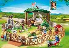 PLAYMOBIL ZOO avec de nombreuses Supplément animaux en CityLife Et° 6635