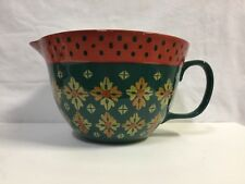 New Decorator Ceramic Retro Bowl/ Mixer Bowl