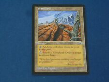 Wasteland  Tempest  Rare  Magic the Gathering MTG WOTC AUC387