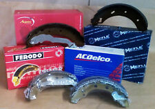 Rear Brake Shoes Daihatsu Fourtrak Wildcat Rocky Bertone Freeclimber