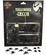 Morris Costumes Plastic Tiny Flies Spiders And Ants Props Blister Pack. SS88737