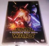 STAR WARS IL RISVEGLIO DELLA FORZA - DVD Nuovo sigillato