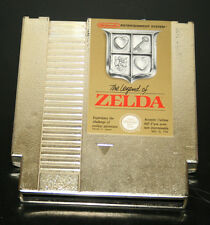 The Legend of ZELDA Jeu d'Aventure sur Nintendo NES fra