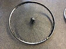Mavic 719 Disc 700c 6 Bolt Qr  Single Speed Rear Wheel Threaded Freewheel Surly