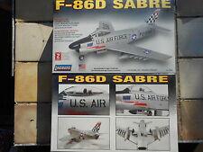 F-86D SABRE - 1/48 - LINDBERG 70503 .:. (937)