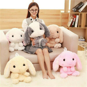 Bunny Rabbit 3D Backpack School Student Bag Rucksack Plush Kawaii Pastel Cute