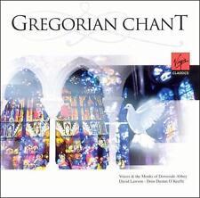 GREGORIAN CHANT (NEW CD)