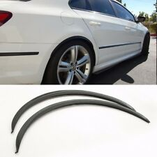 "29"" Carbon Texture Diffuser Wide Body Fender Flares For VW Wheel Wall Bumper"
