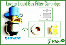 LPG Filters Gas LOVATO FC-1258 Use Liquid Phase, Solenoid FILTER in Reducers