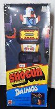 "1978 vintage Mattel SHOGUN Warriors DAIMOS robot toy 24"" Jumbo Machinder w/ box!"