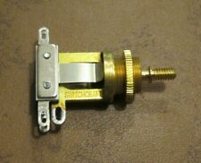 Short frame GOLD Toggle Switch 3 way Switchcraft USA fits Gibson Epiphone