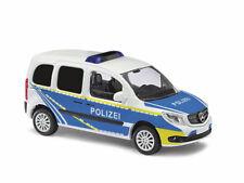 Busch 50659 MB Citan Kombi Autobahnpolizei Baujahr 2012 1:87 Polizei Neu