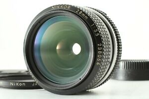 [Near Mint] Nikon Ai NIKKOR 28mm f3.5 Wide Angle Lens modification From JAPAN