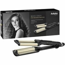 Babyliss Wave Envy Advance Ceramic Hair Styler Waving Curler Up To 200C - 2337U