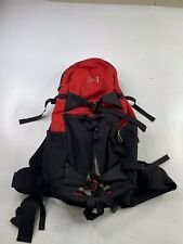 New listing BURTON Ak [AK] Snowboarding Backpack Bag Red/Black Hiking Travel Straps