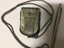 AGFA KINO LUCIMETER Light Meter Rare Oyster Case Design & WALZ MOVIE METER