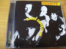 NEGRITA RADIO ZOMBIE CD'S   MINT- TUTTO