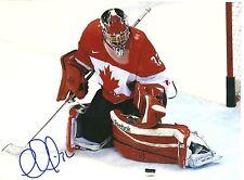 Autographed Charline Labonte Team Canada 2014 Sochi Olympics 8x10 Photo