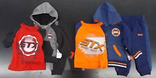Infant & Toddler Boys STX $48 - $52 3pc Black or Blue Sweatsuits Size 12mo - 7