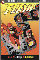 Flash #1 1996 TPB NM 1St. Print DC Comics Free Bag/Board