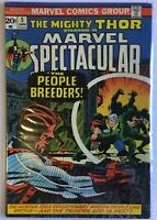 Marvel Spectacular - Thor #5 (Jan 1974, Marvel)