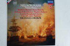 Haydn Nelson Messe City of London Sinfonia London Symphony Chorus Hickox (LP23)