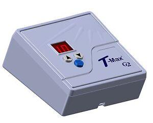 Tmax 3a Timer 3W/G2 sunbed timer system Bundle inc.T-Max, back box & transformer