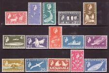 Mint Hinged Precancel British Multiples Stamps