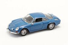 Renault Alpine A110 Baujahr 1969 blau metallic 1:43 Norev