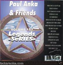 PAUL ANKA Gene Pitney Karaoke CDG 16 Sg DIANA Puppy Love MY HOME TOWN Lonely Boy