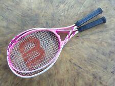 2 Wilson Triumph Tennis Racquet Stop Shock Sleeves V-Martix Expedited Shipping