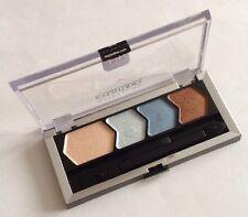 Maybelline Quad Eyeshadow 60 Spirited Seas Applicator Bronze Sky Silver Beige