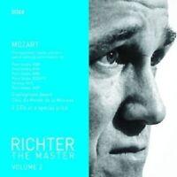 SVJATOSLAV RICHTER - RICHTER-THE MASTER VOL.2 2 CD NEU
