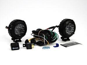KC HiLites 300 KC LZR Series LED Off Road Driving Light