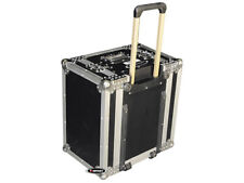 6 Space Effects Rack With Handle And Wheels