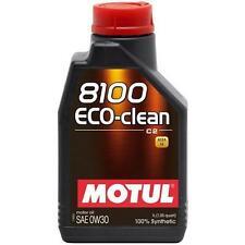 MOTUL OLIO ECO CLEAN 0W30 100% SINTETICO C2 FORD FIAT 1 LITRO EURO 5 MOTORE AUTO