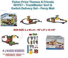 Fisher-Price Thomas & Friends BHY57 -TrackMaster Sort & Switch Delivery Set