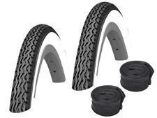 """Velo. set 2 x Kenda k-133 neumáticos de bicicleta // 37-590 (26×1 3/8"""") + mangueras"""
