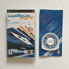 WipEout Pure (PSP) - Game Sony with manual & free uk postage