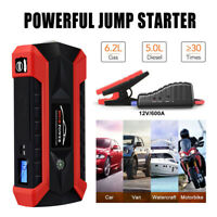20000mAh Tragbares Auto Starthilfe Pack Booster Ladegerät Batterieleistung Bank