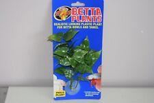 Aquarium Betta Plante Petit Plastique Philo Plante Environ 12 cm X 10 CM
