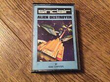 Alien Destroyer Spectrum Game! Look At My Other Games!
