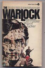 The Warlock by Wilson Tucker Avon First Paperback Printing 1969 Vintage