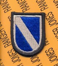 SOCEUR Special Operations Command EUROPE Airborne beret flash patch #3 m/e