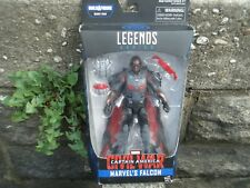 MARVEL LEGENDS FALCON CIVIL WAR WALMART EXCLUSIVE BRAND NEW AND SEALED