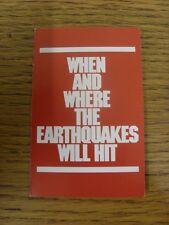 1979 elenco di impianti: San Jose Earthquakes-Pagina quattro CARD. grazie per la visualizzazione TH
