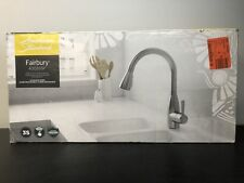 American Standard Fairbury 1-Handle Pull-Down Kitchen Faucet Stainless Steel
